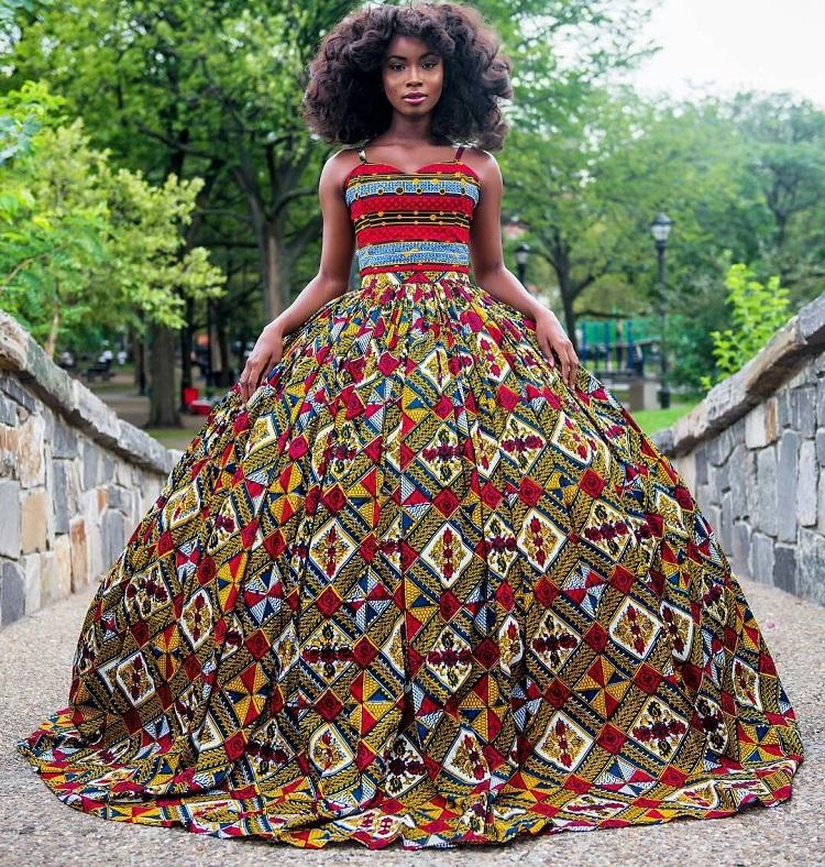 le tissu wax africain sous toutes ses coutures. Black Bedroom Furniture Sets. Home Design Ideas