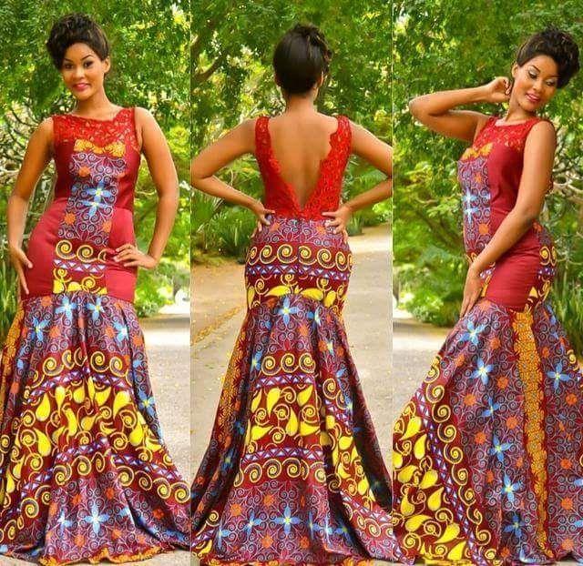 Robe Africaine 5