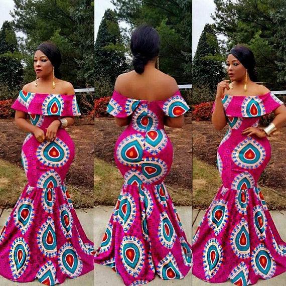 Robe Africaine 6