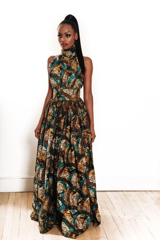 Robe africaine  Comment la porter ? On vous dit tout !