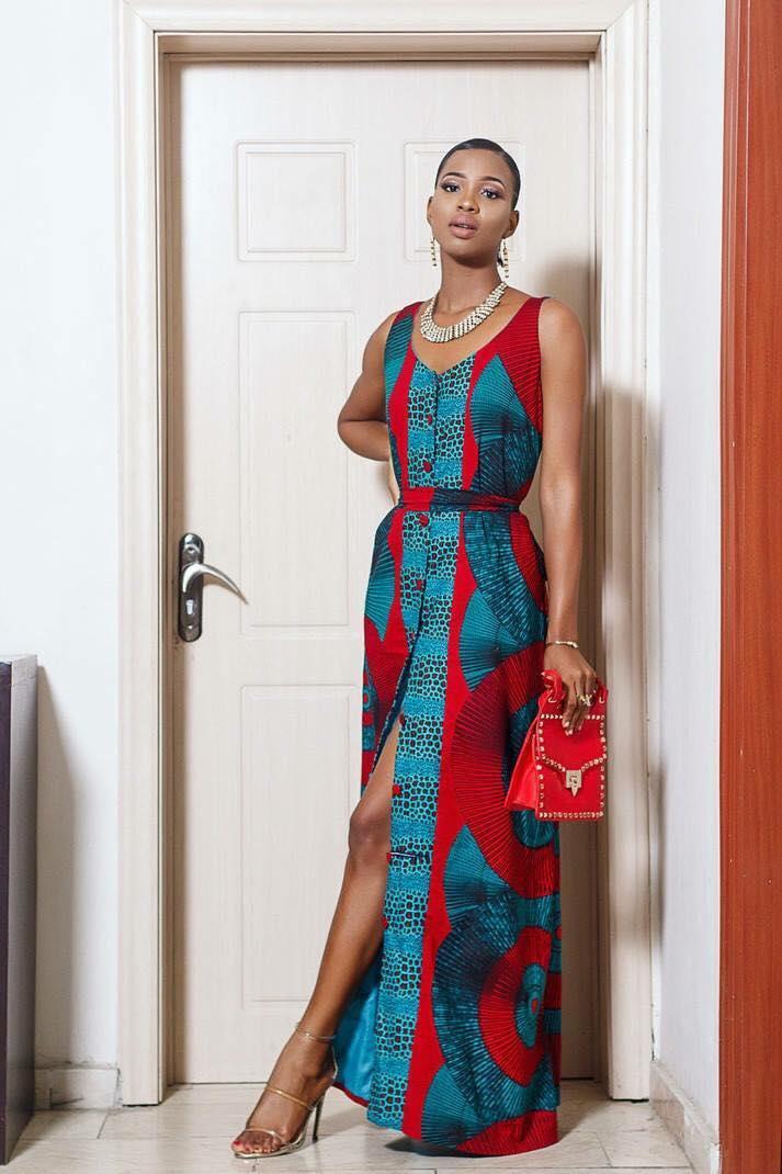 100 mod les de robe pagne africaine pour vous donner des id es. Black Bedroom Furniture Sets. Home Design Ideas