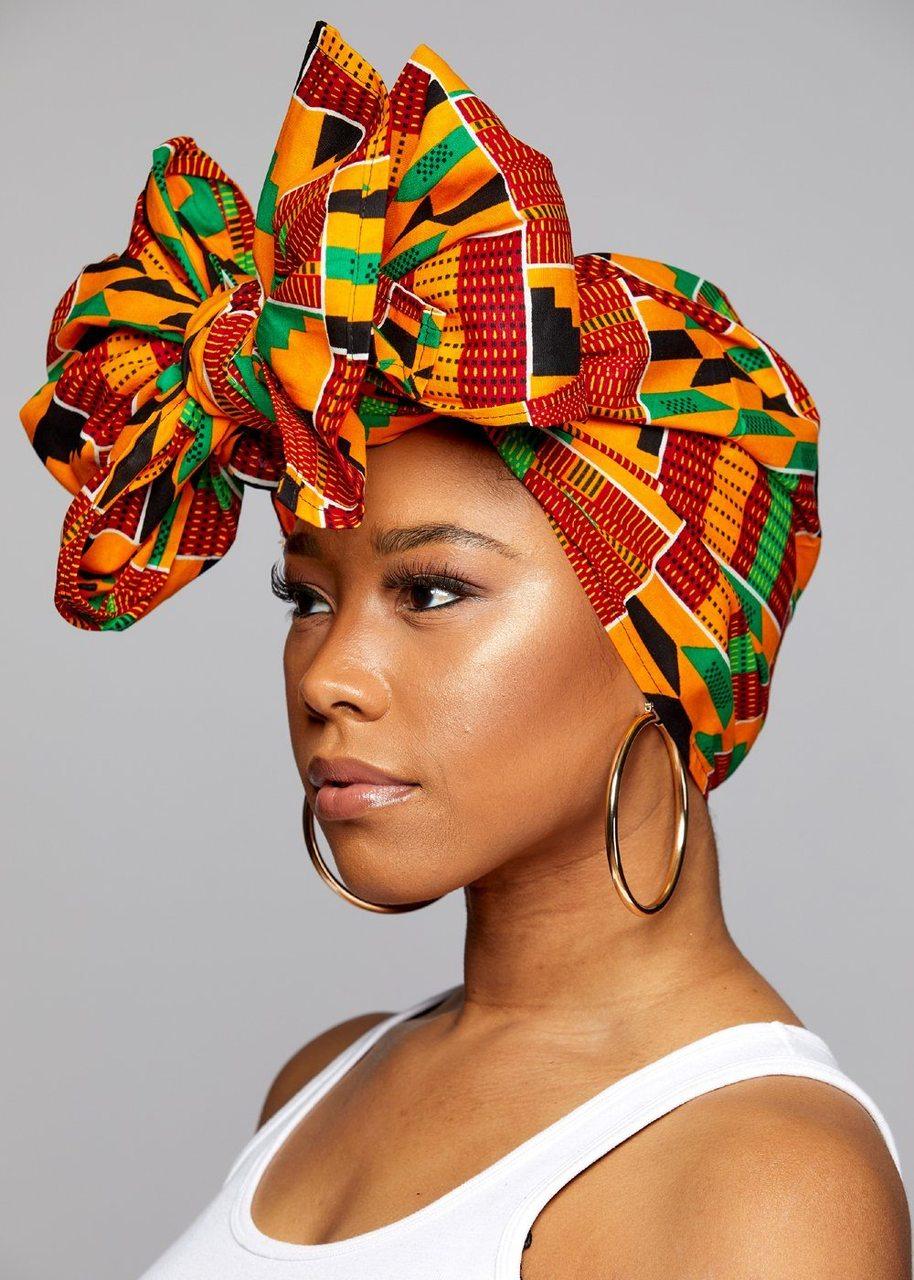 Le Foulard Africain D Hier 224 Aujourd Hui Tissuwax Com