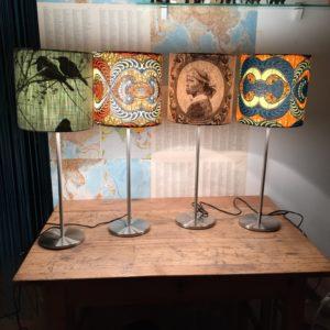 Lampes-wax