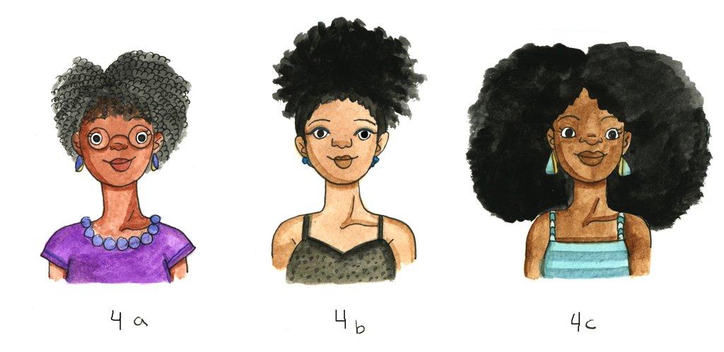 Type-4-cheveux