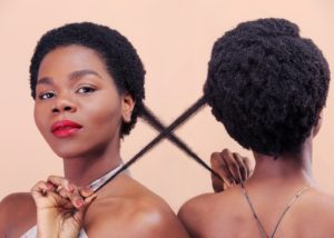 Shrinkage cheveux de type 4