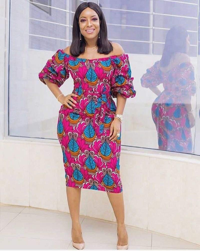 haute couture modèle unique produits de qualité 100+ Modèles de Robe Pagne Africaine Pour Vous Donner Des ...