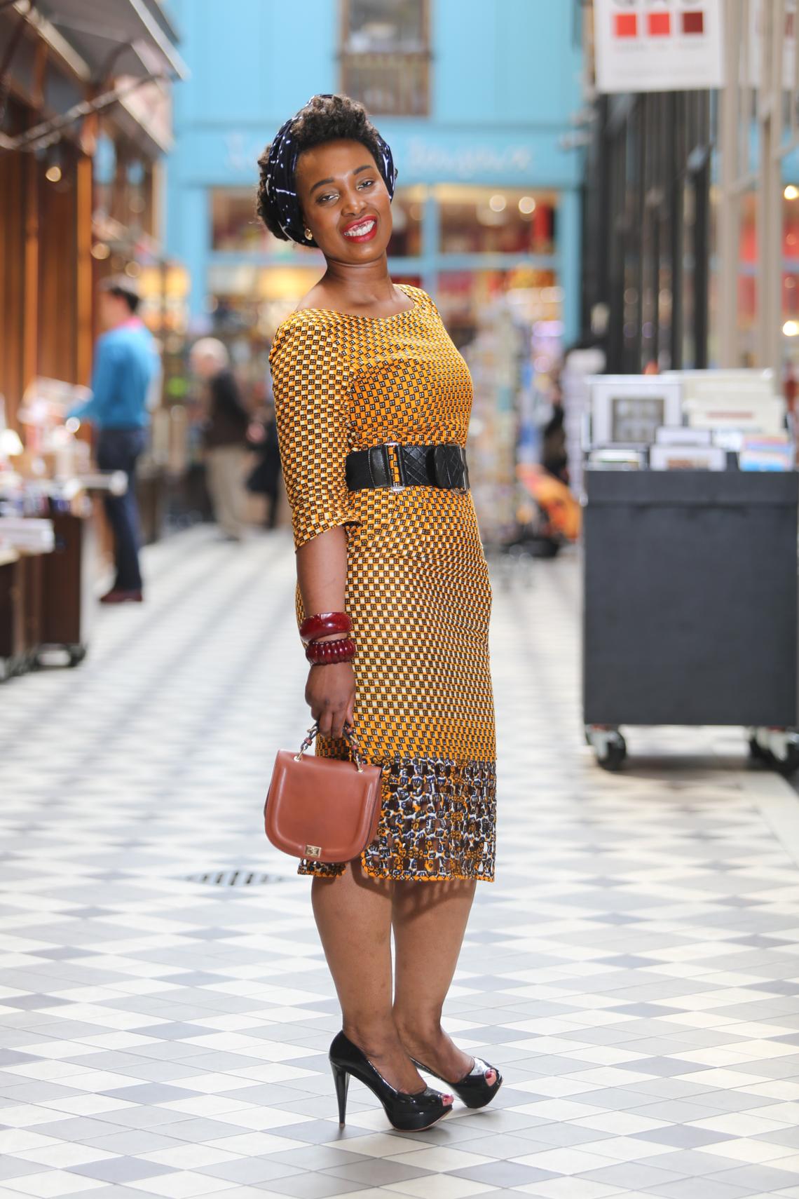 100 Modeles De Robe Pagne Africaine Pour Vous Donner Des Idees Tissuwax Com